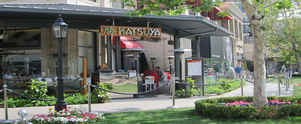 Katsuya- Glendale, CA