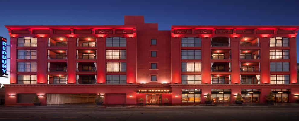 The Redbury Hotel- Hollywood, CA